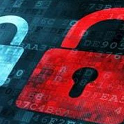Cyber-Security-Lock